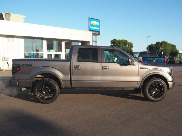 Used 2013 Ford F-150 FX4 with VIN 1FTFW1ET7DKF37055 for sale in Mankato, Minnesota