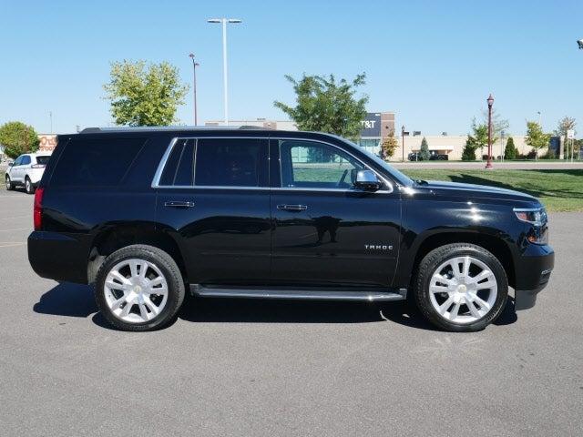 Used 2017 Chevrolet Tahoe Premier with VIN 1GNSKCKC9HR367070 for sale in Mankato, Minnesota
