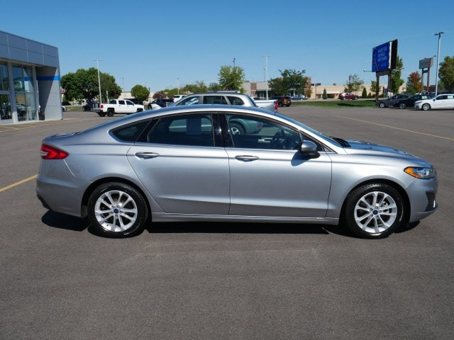 Used 2020 Ford Fusion Hybrid Hybrid with VIN 3FA6P0LU9LR221949 for sale in Mankato, Minnesota