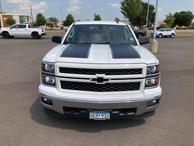 Used 2015 Chevrolet Silverado 1500 LT with VIN 3GCUKREC6FG264329 for sale in Mankato, Minnesota