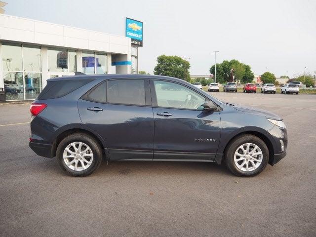 Used 2019 Chevrolet Equinox LS with VIN 3GNAXHEV3KL142522 for sale in Mankato, Minnesota