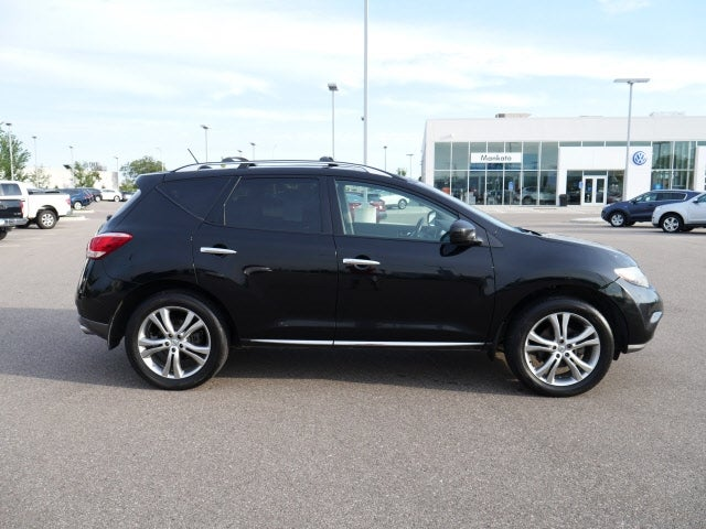 Used 2011 Nissan Murano LE with VIN JN8AZ1MWXBW165766 for sale in Mankato, Minnesota